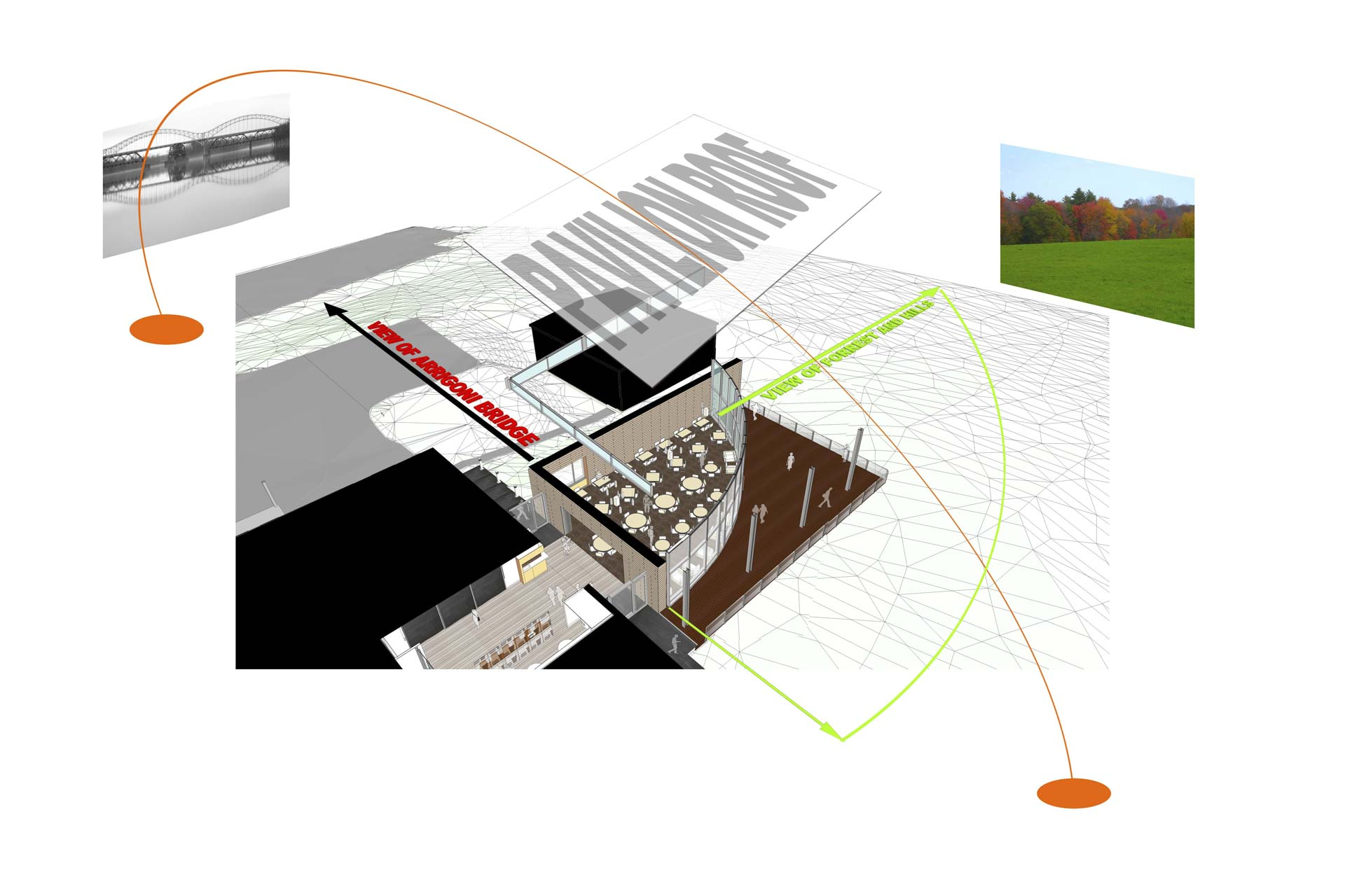 Middlesex sketchup file