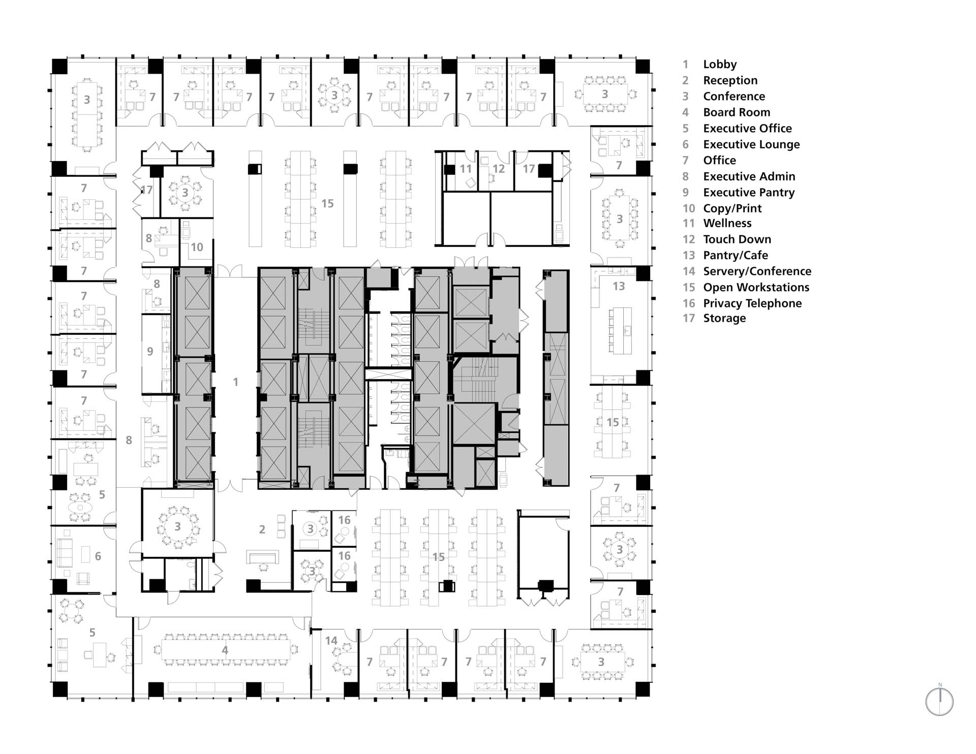 Tiptree - Floor plan1